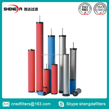 high quality factory directly sell customized coalescing filter and oil -water separator filter