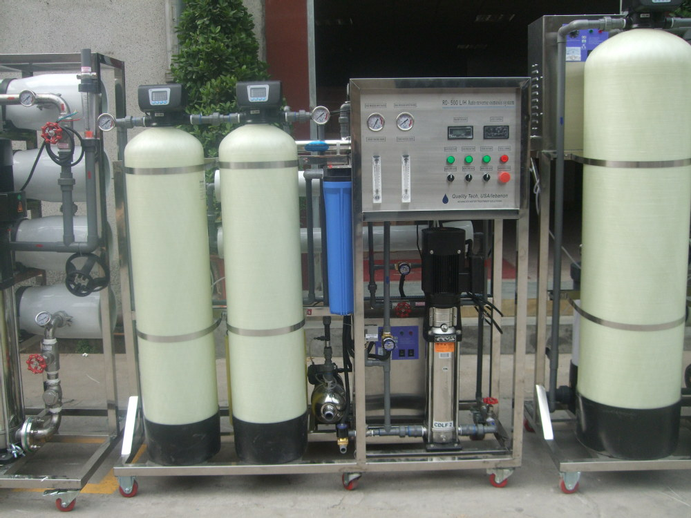 desalination machine for boat