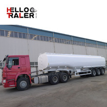 Right hand drive 4x2 fueling vehicle 40000L petrol tanker