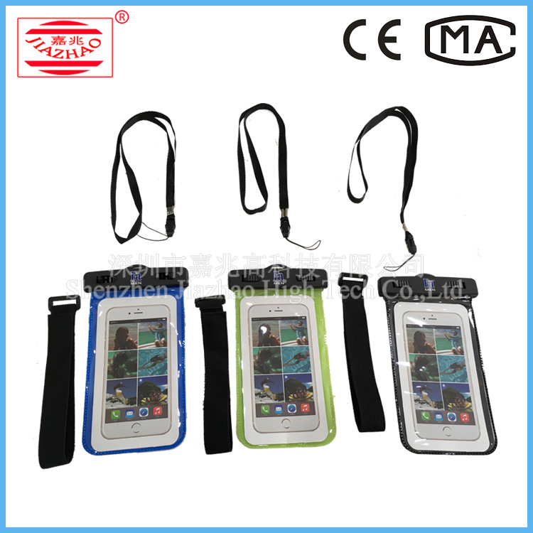 Shenzhen Manufacturer Promotional PVC tote bag With snap button