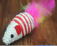 Unique handmade pet products small cat toy for lovely cats