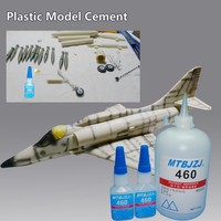 Super Glue for Plastic Model Assembling