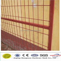 high quality pvc temporary mobile fence hot product(manufacture)