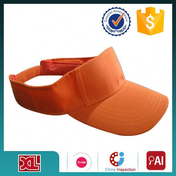 Factory Sale OEM Quality advertising fashion sun visor from direct manufacturer
