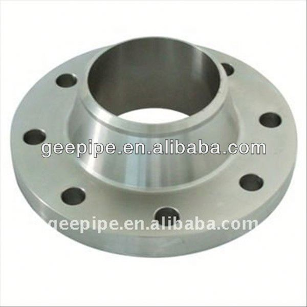 forged/forging ductile iron 90 deg double flanged bend