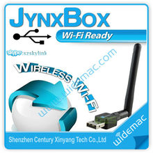 RT5370 Jynxbox Ultra Wireless USB WiFi Adapter for Jynx Box /sky BOX HD FTA Satellite Receivers(SL-1506N)