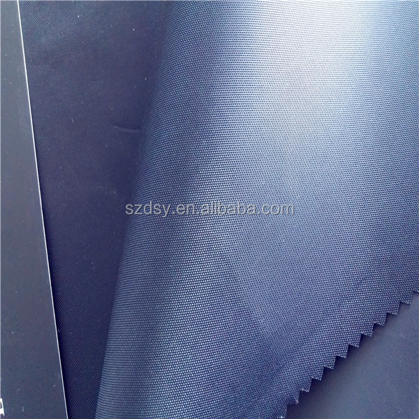pu coated/PVC/waterproof polyester oxford fabric