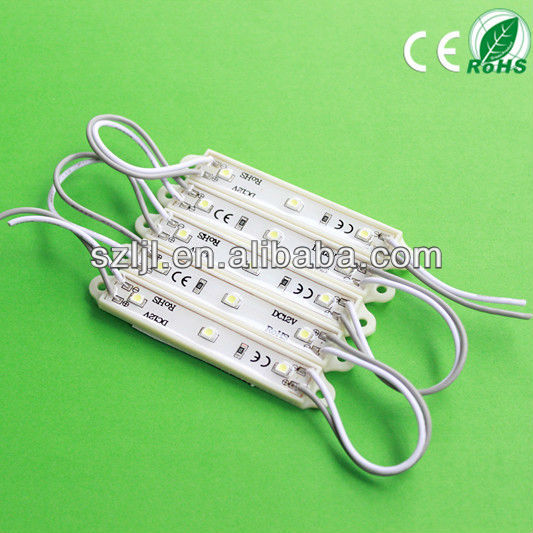 Cool White 3 Chips LED Module SMD 3528 LED(CE&RoHS Compliant)