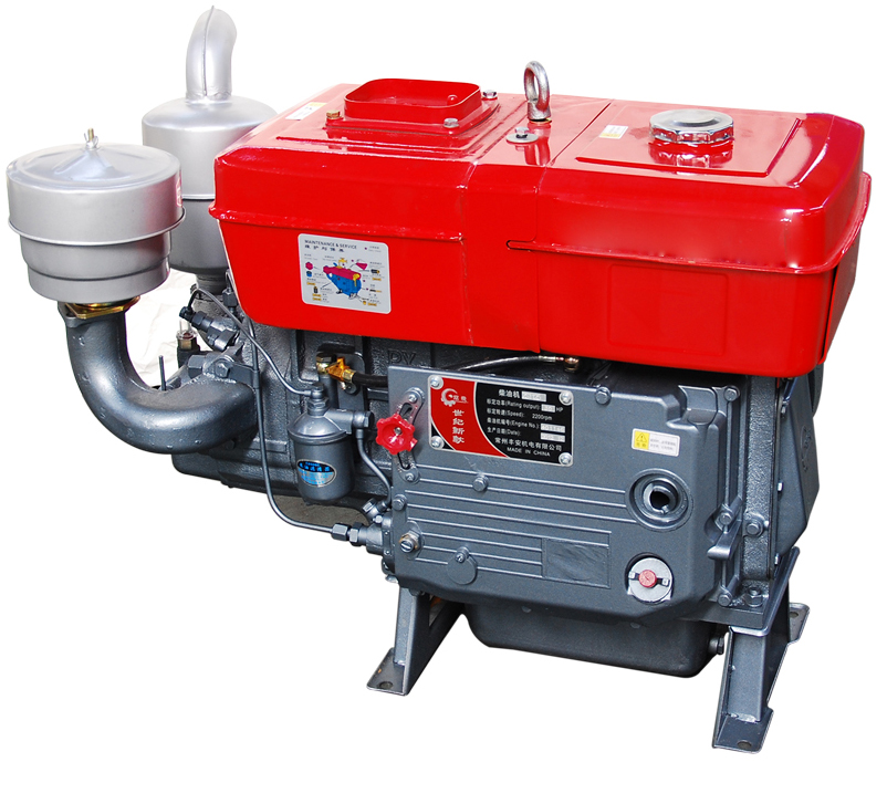 Chinese marine diesel engine ZS1125 diesel engine price list