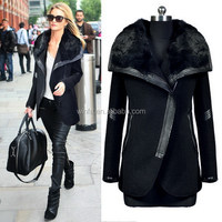 New style new products female customized long goose down coat
