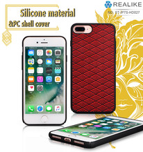 The latest silicone PC combo drop assistant cell phone case for Iphone 7/7s
