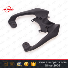 Plastic parts motorcycle rear carrier for QIANJIANG QJ150-26