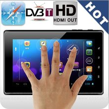 Newest tablet pc DVB with (GPS, Android4.0, 1Gb/1.2G,capacitive screen, 3G )