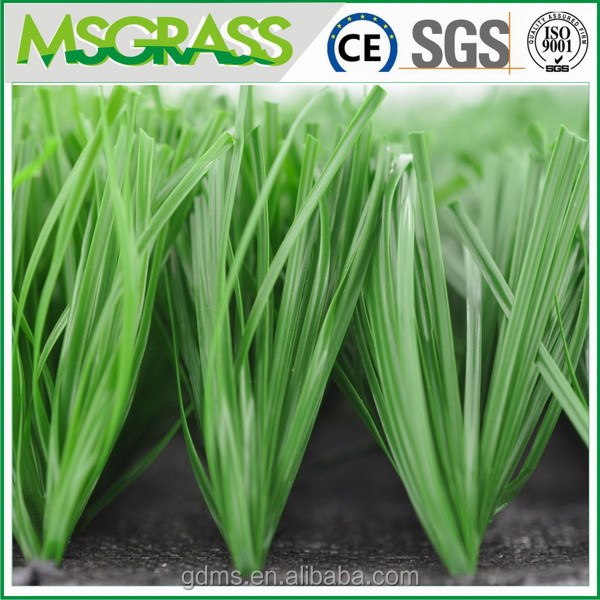 Chinese Natural artificial turf carpet grass mat price/plastic Grass for football soccer fields