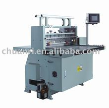 PVC PP PET APET PETG Sheet Cutting Machine