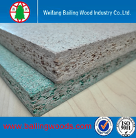 Hollow core chipboard,Tubular chipboard /particle board for door