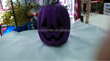 hollow foam wholesale creative eps pumpkin buy creative. Black Bedroom Furniture Sets. Home Design Ideas