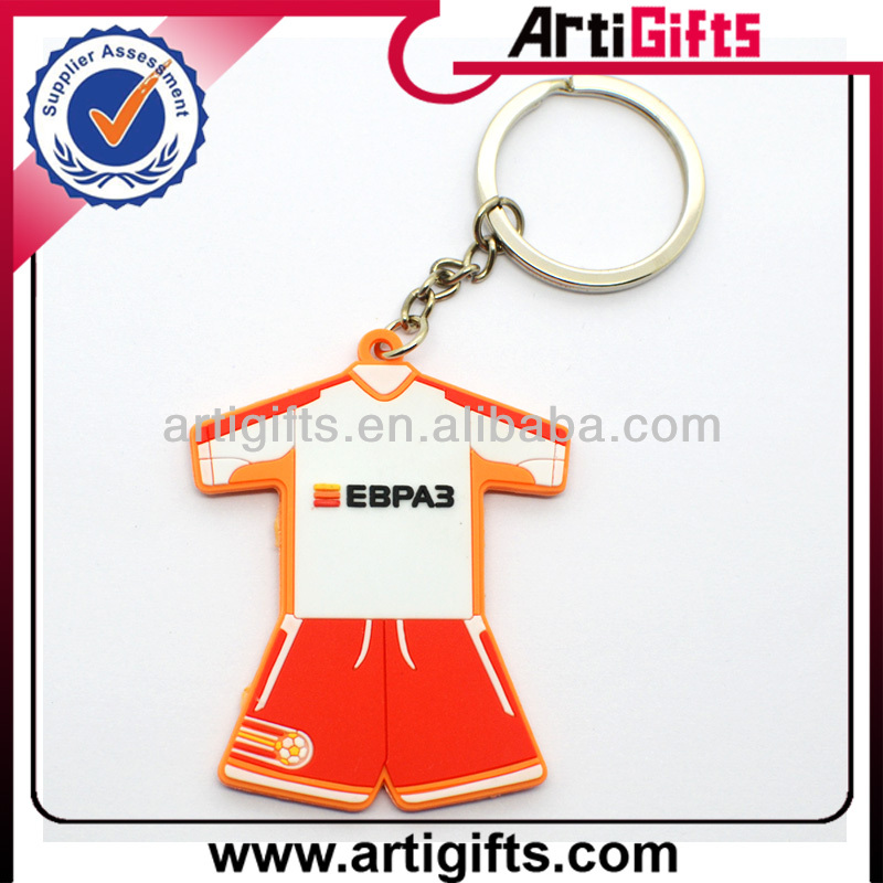 Wholasale pvc keychain world cup 2014 keychain