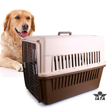 36'' Long Folding IATA Plastic Bike Pet Carrier