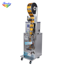 All in one automatic weighing packaging machine for powder