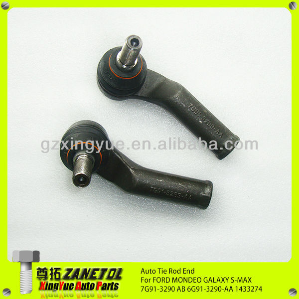 Front Left Tie Rod End 6G913290AA 1433274 1433273 for F ord Galaxy Mondeo S-MAX L and Rover Freelander Volvo S80 V70