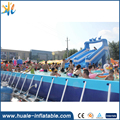 Commercial Frame Swimming Pool inflatable water Bracket Pool Metal Frame Swimming Pool for sale