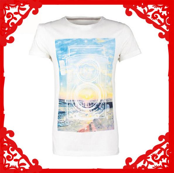 Fashion custom cheap sublimation t shirt printing bulk for Cheap custom shirt printing