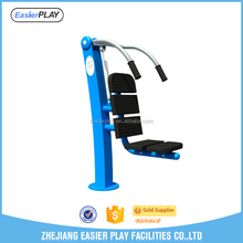 Adjustable outdoor hydraulic fitness equipment