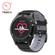 New Built in GPS Outdoors Smart Watch F5 Waterproof Altimeter Barometer Thermometer Multi-sport mode Sport Watch