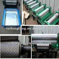 Beekeeping tools bee comb foundation machine from Chinese factory