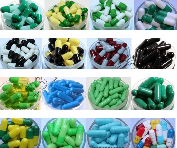 manufactory produce good quality pullulan empty capsule with size 0#