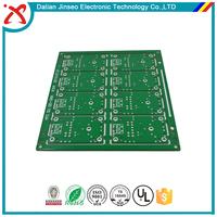Fr4 lead free hasl small pitch mounting pcb amplifier