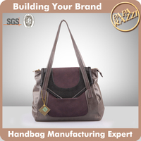 2656 Wholesale single strap snake PU leather shoulder bag from Guangzhou China
