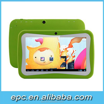 best!!! cheapest 7 inch kids tablet pc, for study kids tablet
