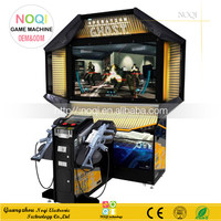NQS-B13 Operation ghost arcade video game console wholesale cheap arcade games for sale indoor games for shopping malls