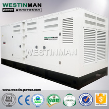 Sencond-hand Good Condition 400kva Electric Generator 320kw Power Diesel Generator Gensets