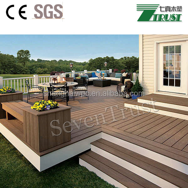 2018 Inexpensive Green Deck Material,green deck material(140x23mm)