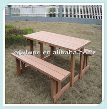WPC Garden Bench/Composite Wood Table&Chairs