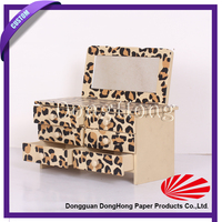 Alibaba Wholesale Fashion Wooden Jewelry Box Manufacturers Imported