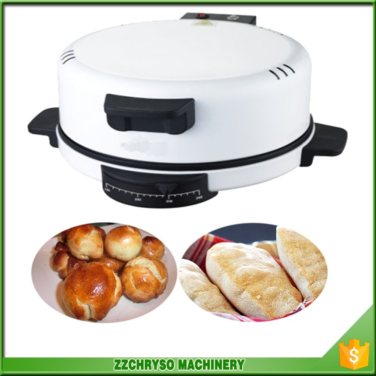 Automatic pita bread making machine