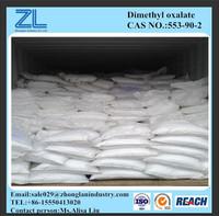 Plasticizer raw material Dimethyl oxalate distributor