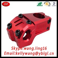 ISO 9001 China Factory CNC Machine Precision Aluminum Bike Stem