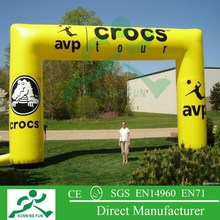 inflatable archway, wedding ceremony archea, cheap inflatable arch for sale