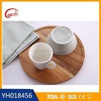 Wholesale glaze ceramic plates and bowls