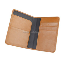 Fashion Design Genuine Leather Passport Holder/Case