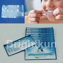 Wholesale bright white Teeth Whitening Strips Hot Crest 3D Whitening Strips