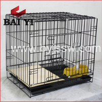Dog Aluminium Cage/Folding Metal Mesh Dog Cage For Sale(Alibaba Supply, metal wire dog cage)