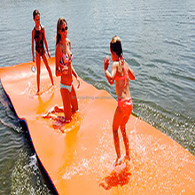 professional factory customized floating water mat