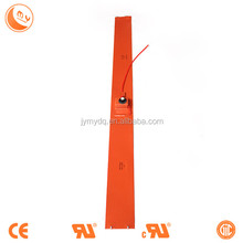 flexible heat strip 12v silicone rubber flexible heater ,heating elements