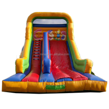inflatable water slide for people